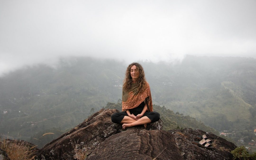 What is the best position to meditate?